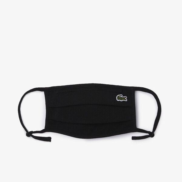 L.12.12 Face Protection Mask adjustable, BLACK, hi-res
