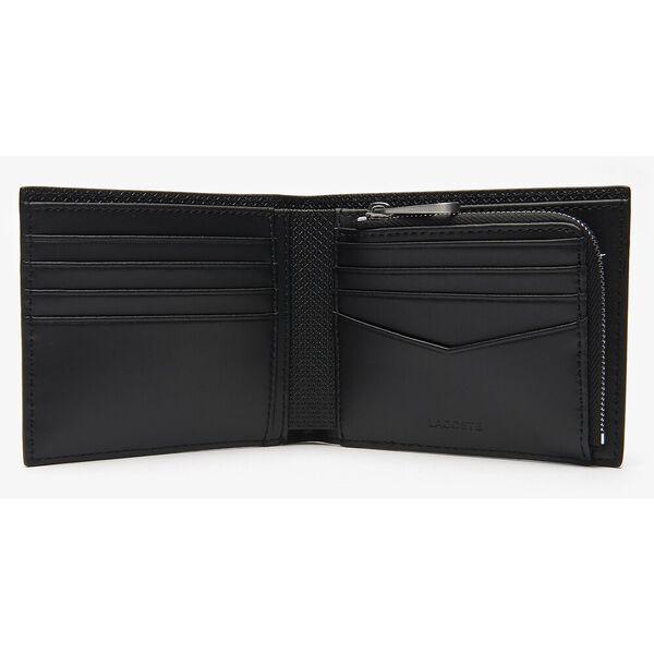 Men's Chantaco Billfold Zip Case, BLACK, hi-res