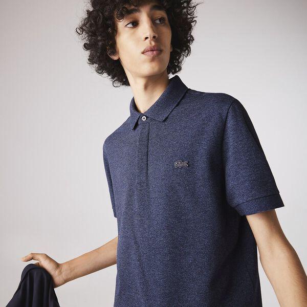 Men's Paris Shirt, HEATHER NEBULA, hi-res