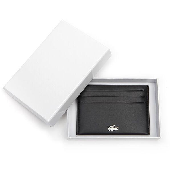 MEN'S FG CREDIT CARD HOLDER, BLACK, hi-res