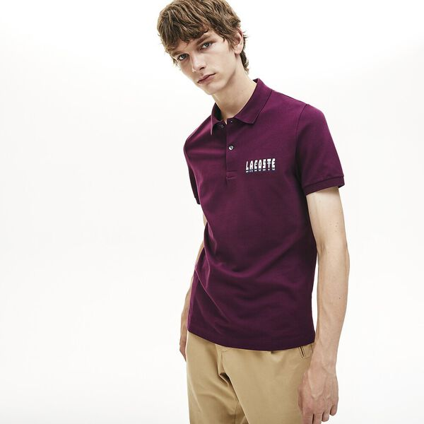Men's 3D Slim Fit Polo