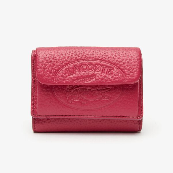 Women's  Croco Crew Mini Card Wallet