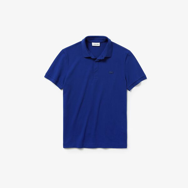 MEN'S PARIS STRETCH POLO, CAPTAIN, hi-res
