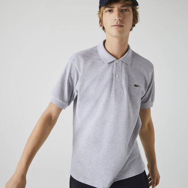 MEN'S CLASSIC FIT MARLE POLO