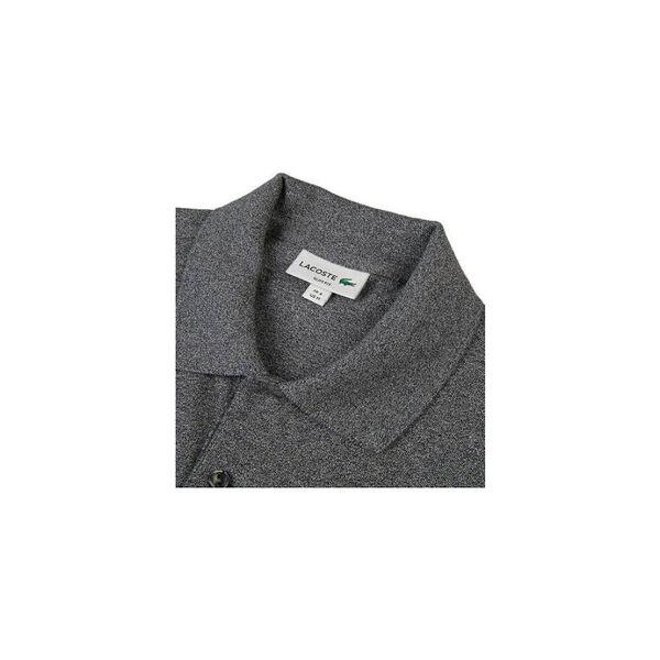 Men's Cotton Piqué Slim Fit Polo, ECLIPSE JASPE, hi-res