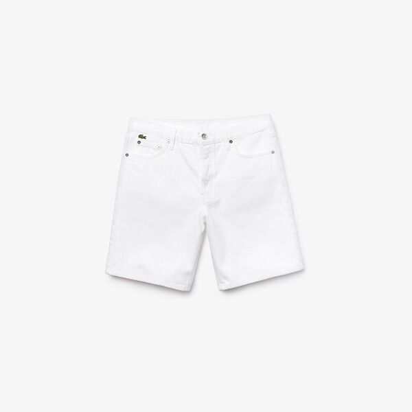 Men's Lacoste LIVE Cotton Bermudas