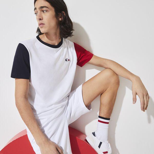 Men's SPORT French Sporting Spirit Edition Tricolour T-shirt