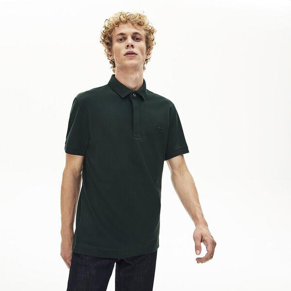 Men's Paris Stretch Polo, SINOPLE, hi-res
