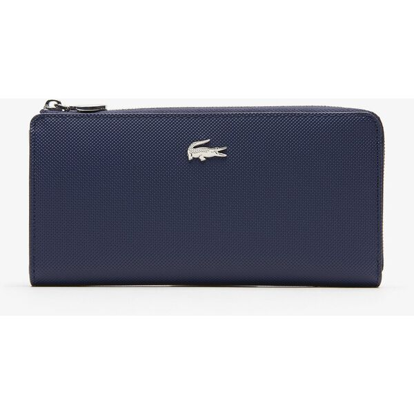 Women's Daily Classic Slim Zip Wallet