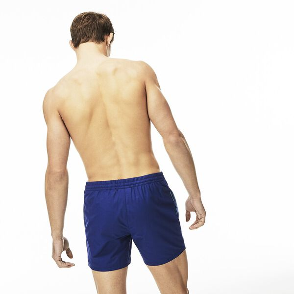 Men's Basic Swim Short, CAPTAIN/CREEK, hi-res