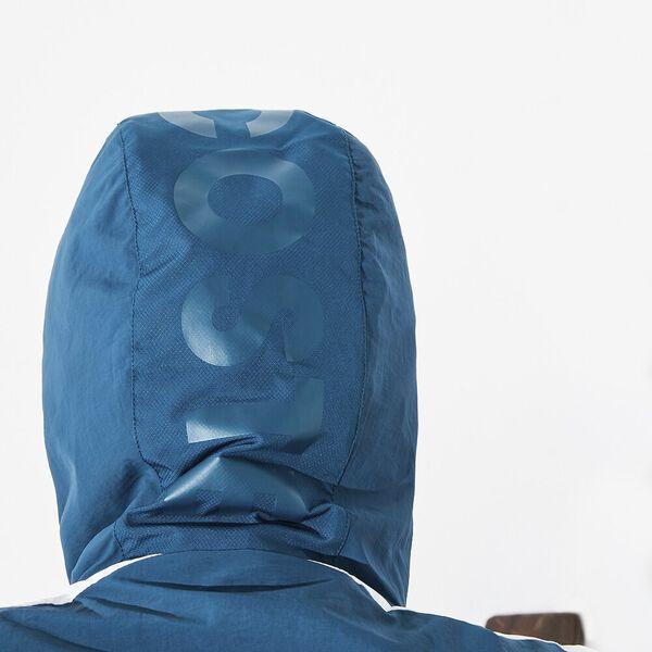 Men's Lifestle Hooded Anorak, ILLUMINATION/ONAGRE-WHITE, hi-res