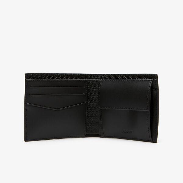 Men's Chantaco Medium Billfold Credit Card Box, BLACK, hi-res