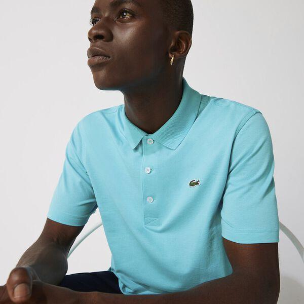Men's SPORT Tennis regular fit Polo Shirt in ultra-lightweight knit, HAITI, hi-res