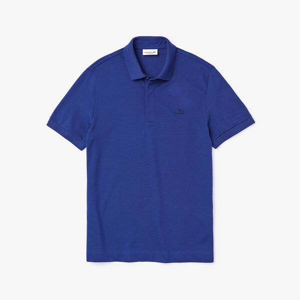 Men's Paris Polo, METHYLENE, hi-res
