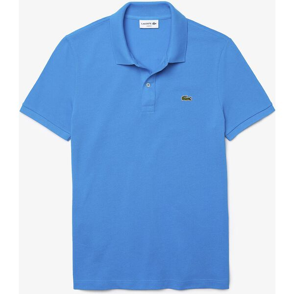 MEN'S SLIM FIT CORE POLO, IBIZA, hi-res