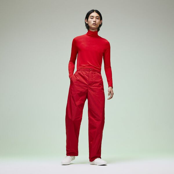 Unisex Fashion Show Iconcis Trouser, RED, hi-res