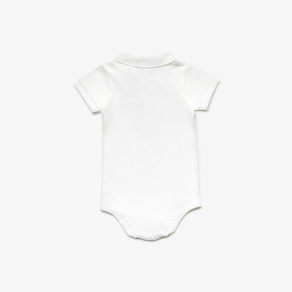 UNISEX BABY JUMPSUIT GIFT BOX, WHITE, hi-res