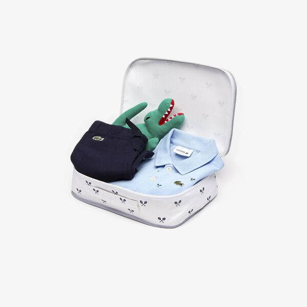 Baby Polo Gift Box, CREEK/NAVY BLUE, hi-res