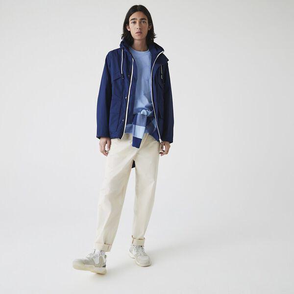 Men's Ultra-Light Pockets Zip Summer Jacket