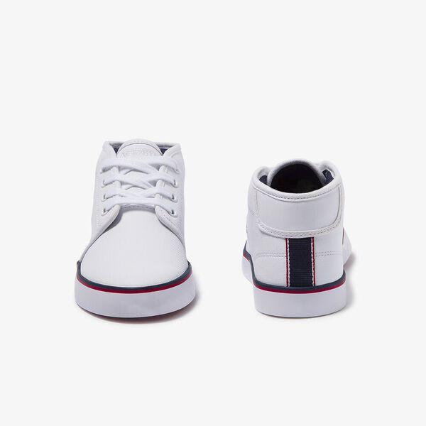 Toddler Ampthill 120 1 Cuc Sneaker, WHITE/NAVY/RED, hi-res