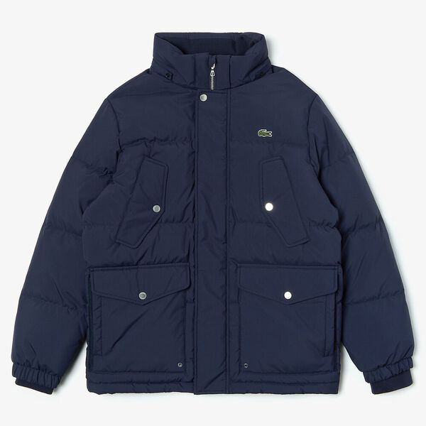 Men's Chic Padded Down Jacket