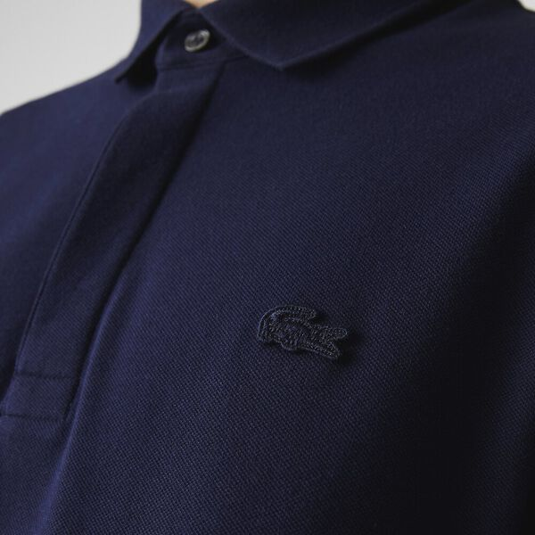 Men's Long-sleeve Paris Shirt, NAVY BLUE, hi-res