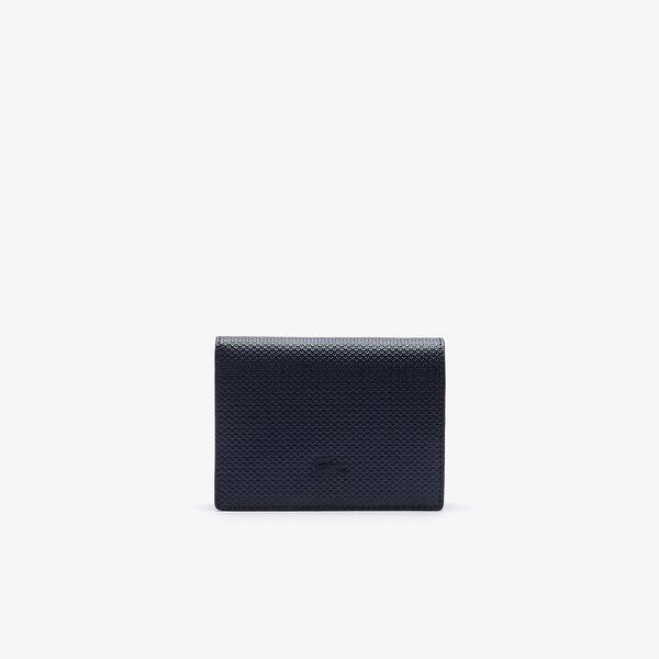 Women's Chantaco Piqué Leather Snap Wallet