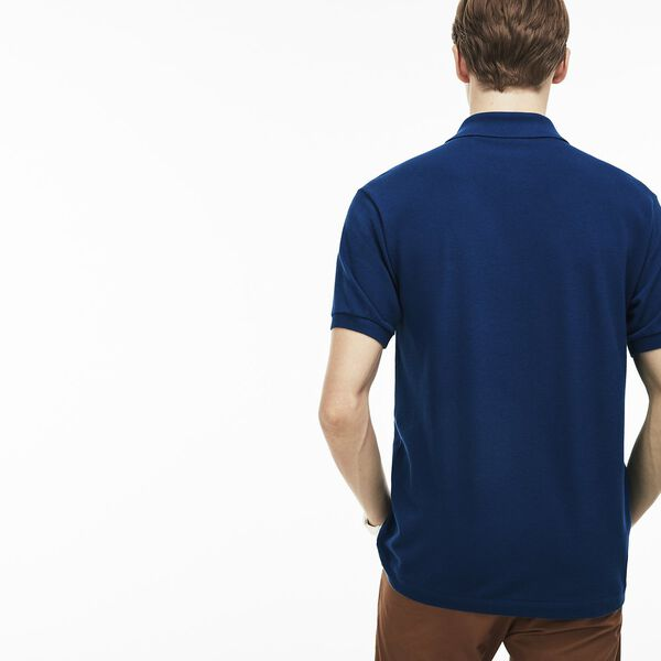 Men's L.12.12 Classic Polo, RAFFIA MATTING, hi-res