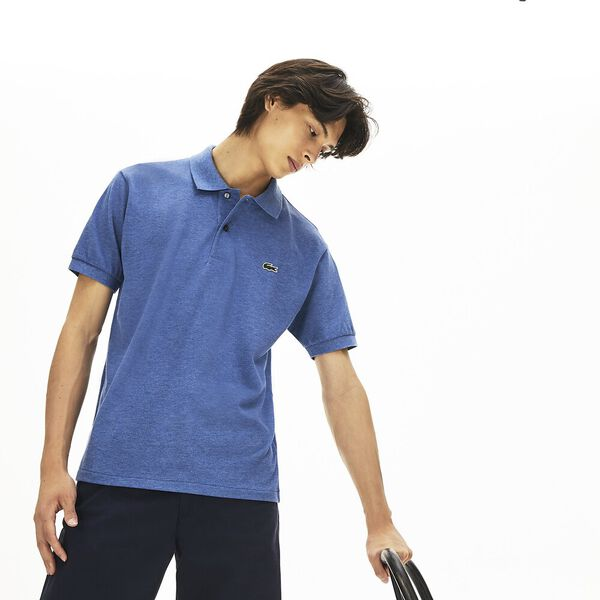 MEN'S 2 PLY CLASSIC FIT POLO