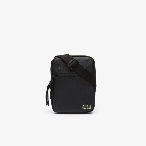 MEN'S L.12.12 S FLAT CROSSOVER BAG