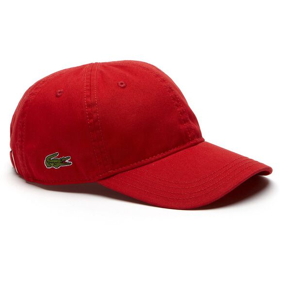 Basic Side Croc Cap, RED, hi-res