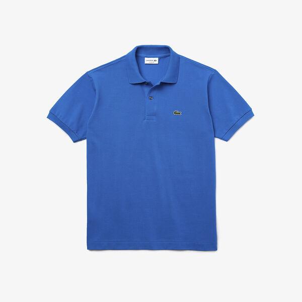 Men's L.12.12 Classic Polo, UTRAMARINE, hi-res