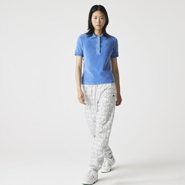 Women's LIVE Lightweight Printed Tracksuit Pants