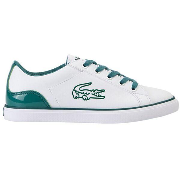 Toddler Lerond 120 1 Cuc Sneaker, WHITE / GREEN, hi-res