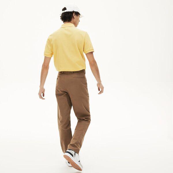 Men's Cotton Piqué Polo, CLUSI/DABA, hi-res