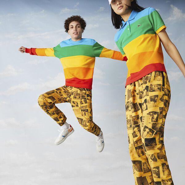 Unisex Lacoste LIVE x Polaroid Tracksuit Pants