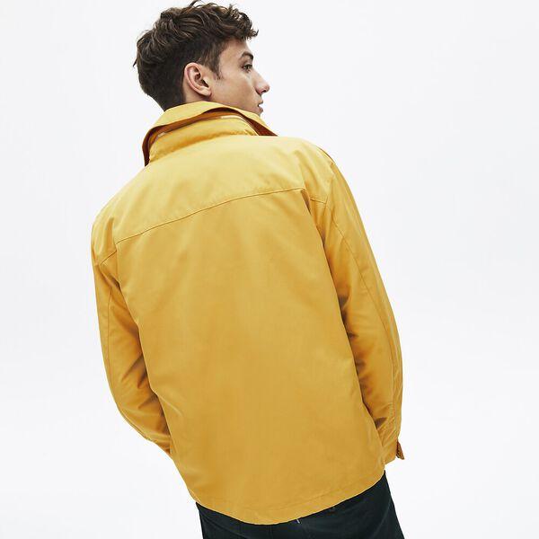 Men's Classic Windbreaker Jacket, DARJALI/ENZIAN, hi-res