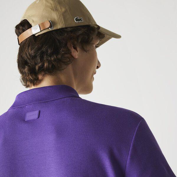 Men's Regular Fit Movement Polo, LAVENDER, hi-res