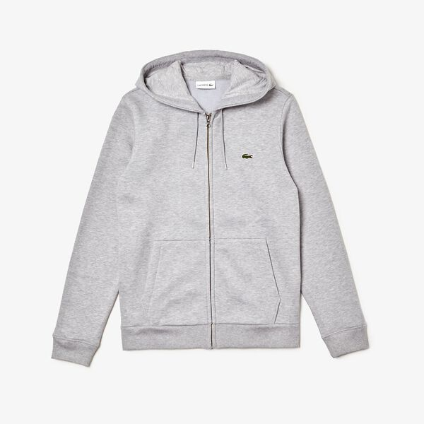 MEN'S CLASSIC FLEECE HOODED SWEATSHIRT
