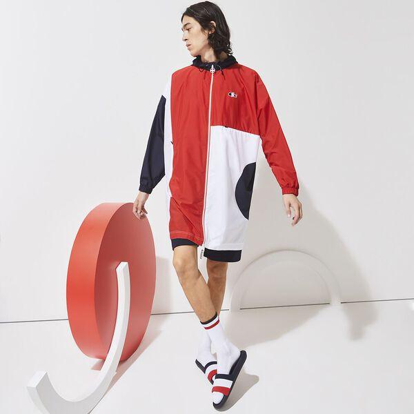 Men's SPORT French Sporting Spirit Oversized Raincoat