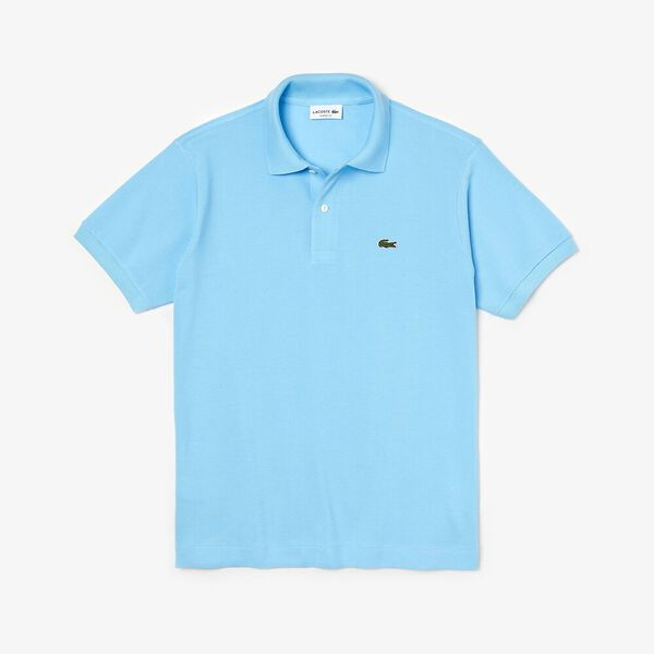 Men's L1212 Classic Polo, BARBEAU BLUE, hi-res