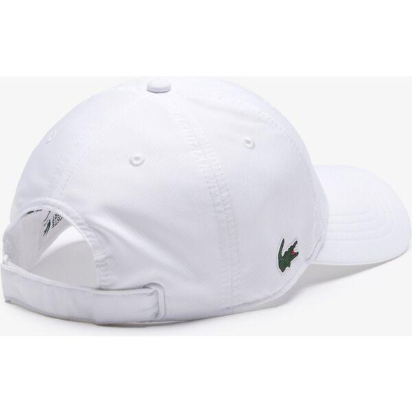 Lacoste SPORT Lightweight Cap, BLANC, hi-res