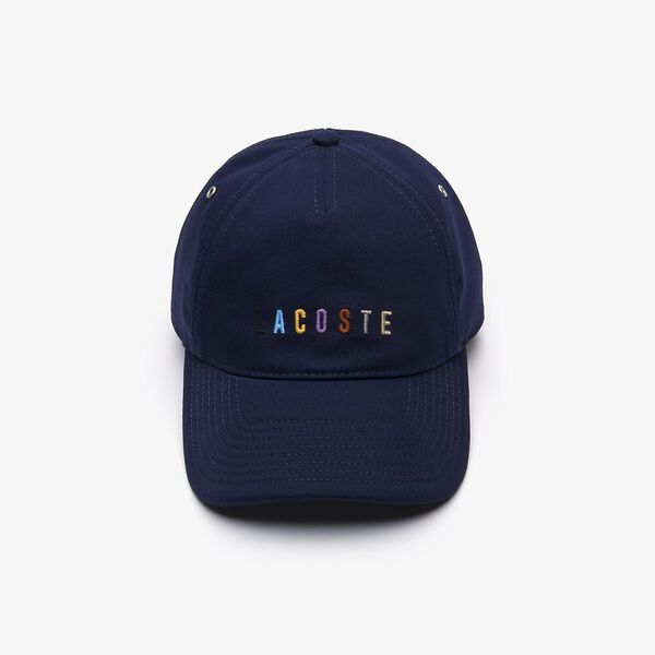 90S Logomania Cap, NAVY BLUE, hi-res