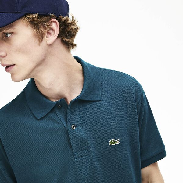 Men's L.12.12 Classic Polo, WHEELWRIGHT, hi-res