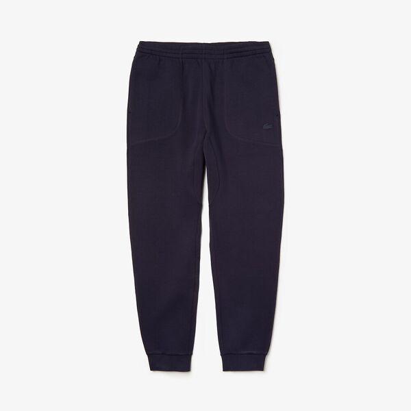 Men's Lacoste Motion Track Pant, DARK NAVY BLUE, hi-res