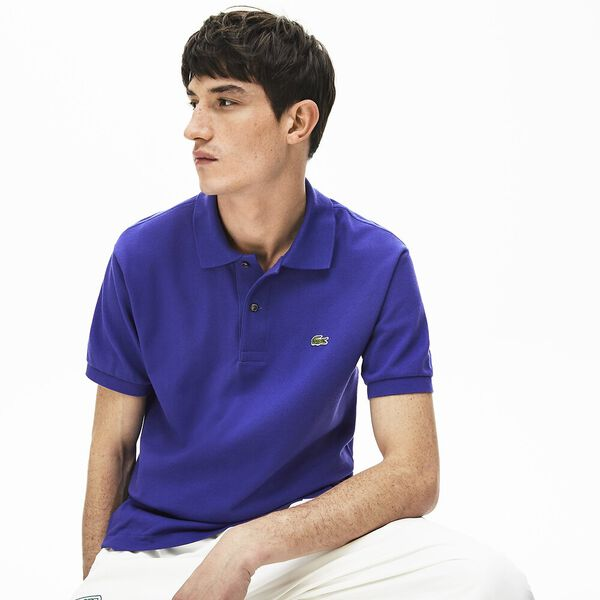 Men's Classic L.12.12 Polo, CORSAIRE, hi-res