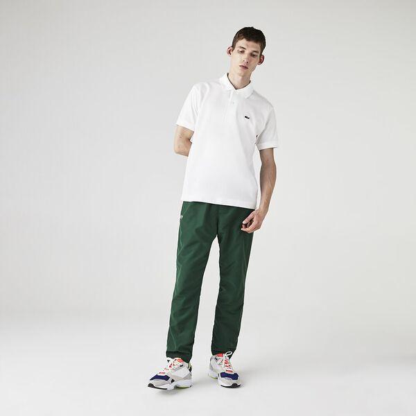 Men's L.12.12 Classic Polo, WHITE, hi-res