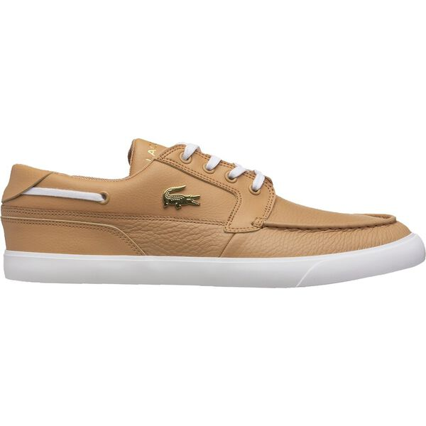 Men's Bayliss Deck Leather Sneakers