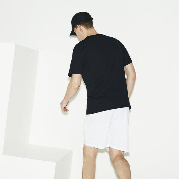 MEN'S BASIC TRAINING SHORT, WHITE, hi-res
