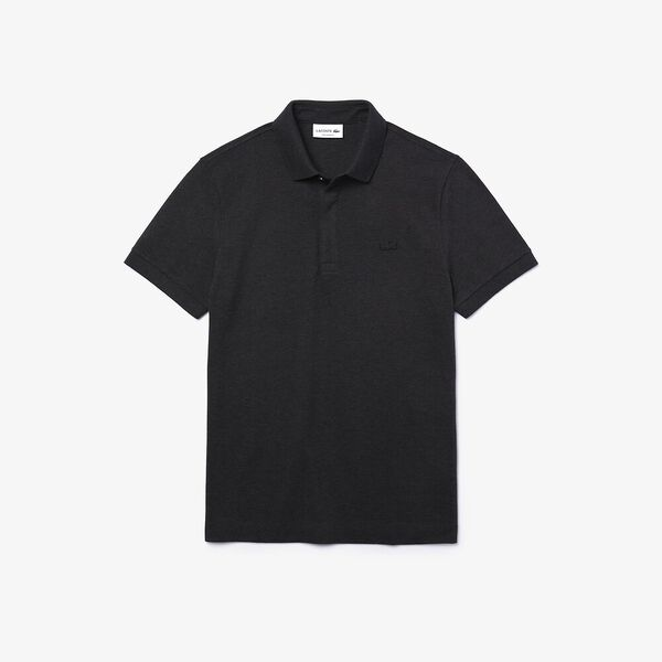 Men's Paris Shirt, LIGHTNING CHINE, hi-res
